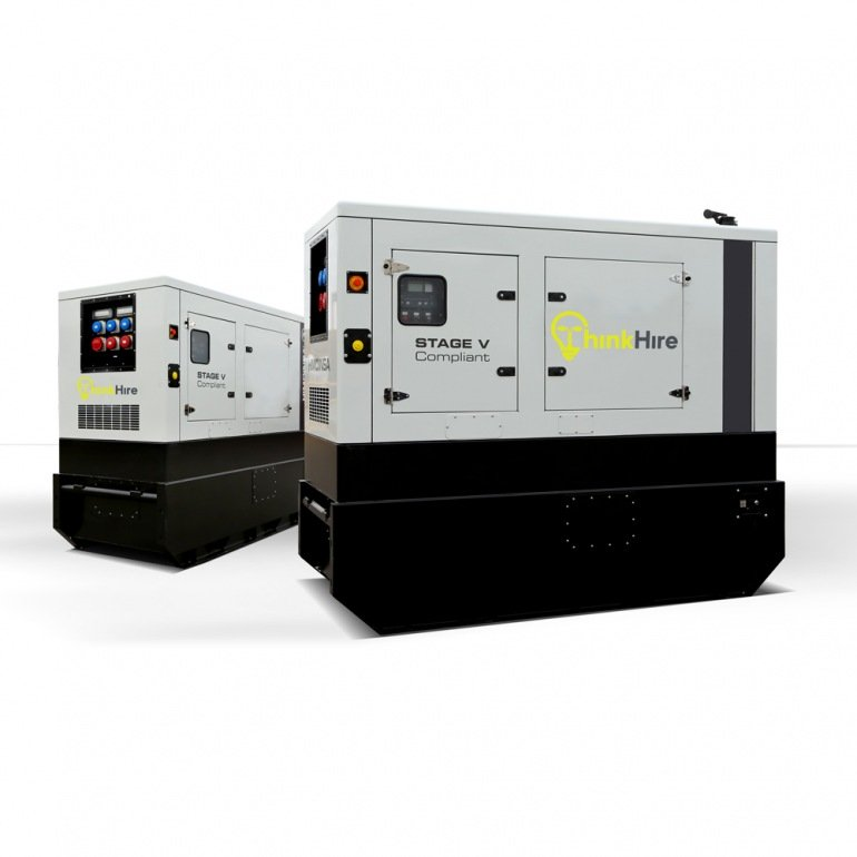 Generator Sets And Ancillaries