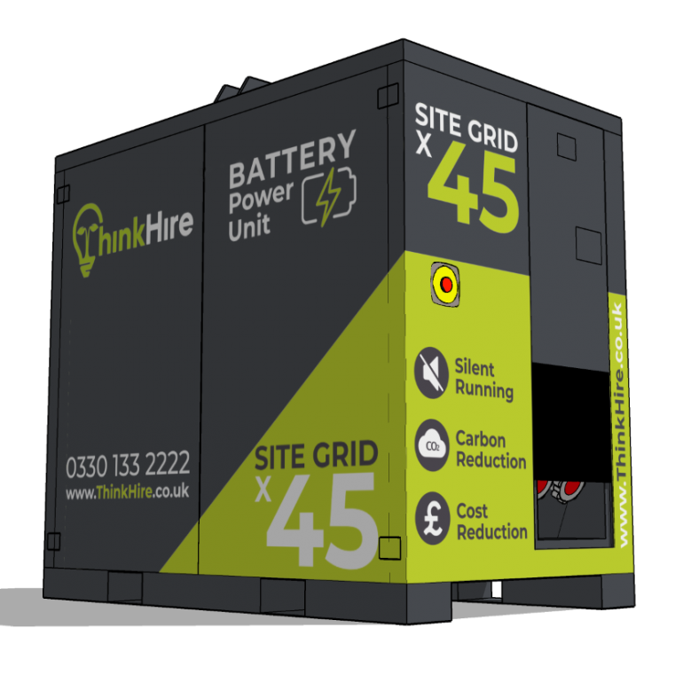 Hybrid Generators and Battery Storage Units