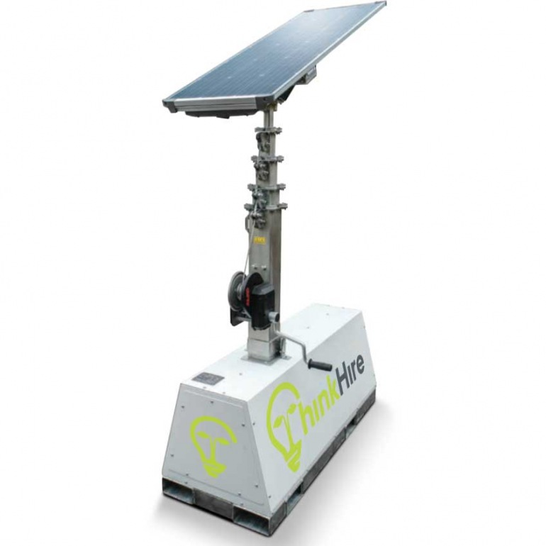 Solar Compound Light
